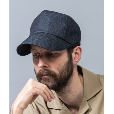 MR.OLIVE / 10oz オールシーズン デニム / シークレット キャップ MEN 帽子 > キャップ