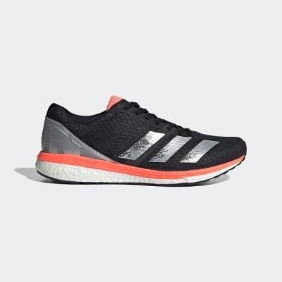 adidas アディダス adizeroBoston8wide DVE79 EE4991 ランニングシューズ メンズ メンズ コアブラック/シルバーメタリック/シグナルコーラル セール 送料無料