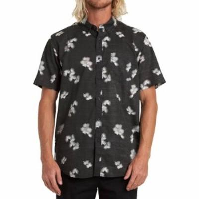 ビラボン Billabong メンズ シャツ トップス Sundays Mini Shirt Black/White