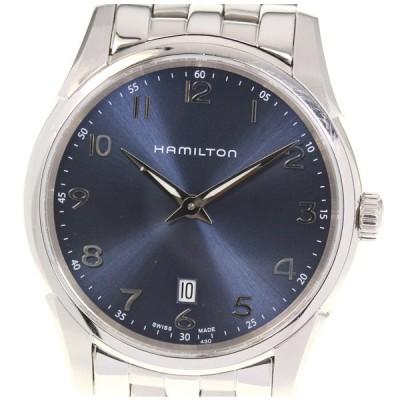 保証書付【HAMILTON】ハミルトン ジャズマスター シンライン H385111 クォーツ メンズ