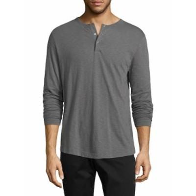 セオリー メンズ トップス Tシャツ ポロシャツ Nebulous Core Cotton Henley