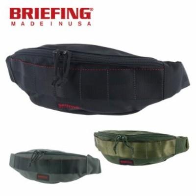 ブリーフィング BRIEFING ウエストバッグ ボディバッグ トライポッド 【RED LINE】 [TRIPOD] brf071219 メンズ レディース ウェストポー