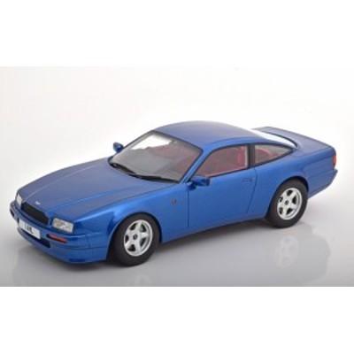 Cult Scale Models カルトモデル 1/18 ミニカー レジン・プロポーションモデル 1988年モデル アストンマーチン ヴィラージュ クーペ ブル