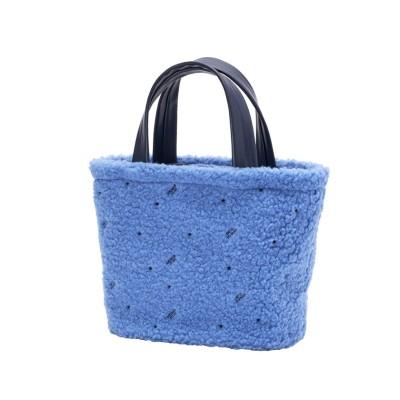 (Munsingwear/マンシングウェア)ポーチ/ユニセックス ブルー系