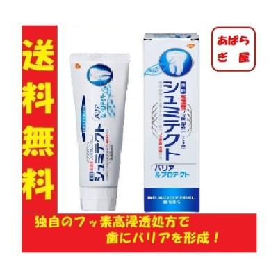 シュミテクト バリア&プロテクト 高濃度フッ素配合 <1450ppm> 知覚過敏ケア 歯磨き粉 90g