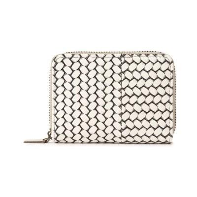 財布 OTTICA(オッティカ)ファスナー式三つ折り財布