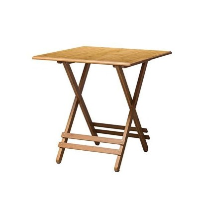 WHAIYAN No Brand-Folding Table Folding Table Foldable Desk Home Fold Small Dining Table Square Bamboo Environmental Protection Durable,Wood