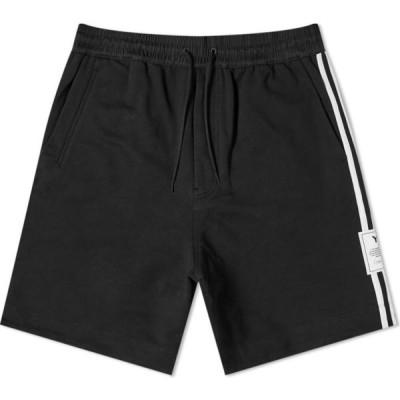 ワイスリー Y-3 メンズ ショートパンツ ボトムス・パンツ 3-stripe terry short Black