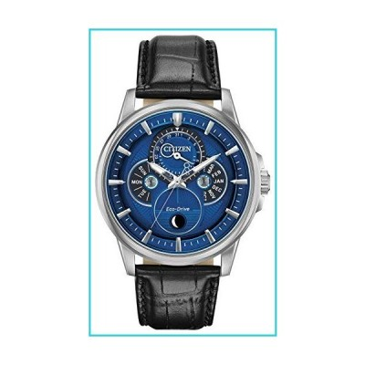 Citizen 腕時計 BU0050-02L カレンダー One Size ブラック【並行輸入品】