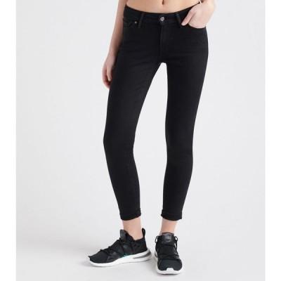 リーバイス Levis レディース ジーンズ・デニム ボトムス・パンツ 711 skinny ankle jean Soft Black