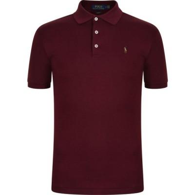 ラルフ ローレン POLO RALPH LAUREN メンズ ポロシャツ トップス Logo Polo Shirt Classic Wine
