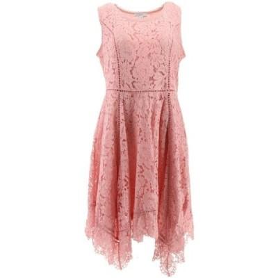 レディース 衣類 トップス Isaac Mizrahi Petite Handkerchief Midi Dress Women's A351990 ブラウス&シャツ