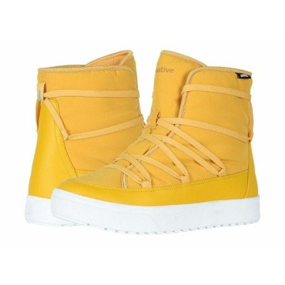 ネイティブ シューズ スニーカー シューズ メンズ Chamonix Alpine Yellow/Shell White