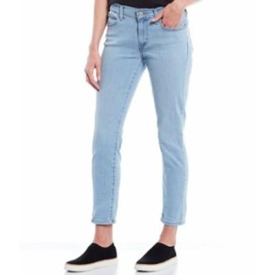 リーバイス レディース デニムパンツ ボトムス Mid-Rise Boyfriend Jeans Slate Era