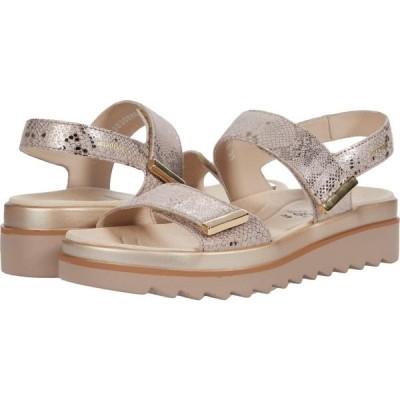 メフィスト Mephisto レディース サンダル・ミュール シューズ・靴 Dominica Light Taupe Boa
