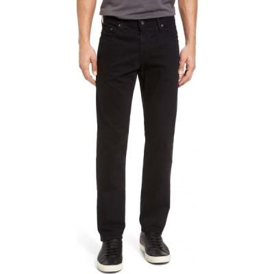 エージー AG メンズ スキニー・スリム ボトムス・パンツ Tellis SUD Modern Slim Fit Stretch Twill Pants Sba Black