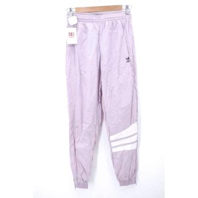 アディダス adidas W CUFFED PANTS ジャージパンツ レディース L 中古 210412