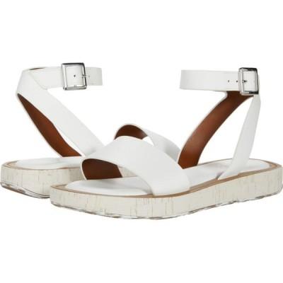 フランコサルト Franco Sarto レディース サンダル・ミュール シューズ・靴 Eden White