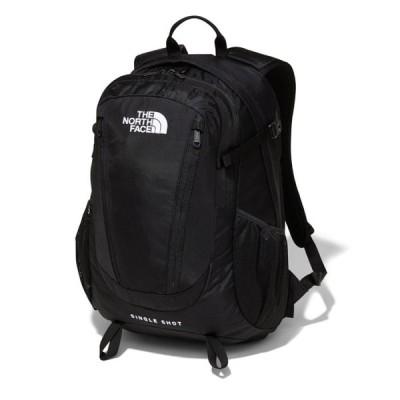 THE NORTH FACE(ザノースフェイス) デイパック シングルショット リュック メンズ レディース 定番モデル ブラック NM71903