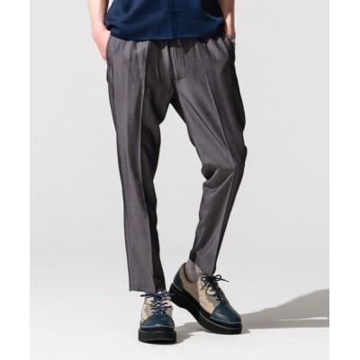 パンツ スラックス Easy tapered slacks / イージーテーパードスラックス