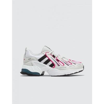 アディダス Adidas Originals レディース スニーカー シューズ・靴 EQT Gazelle White/Black/Shock Pink