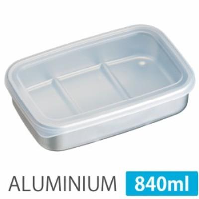 アルミ 保存容器  急速冷凍保存 M 840ml スケーター AKH2【保存容器/日本製】