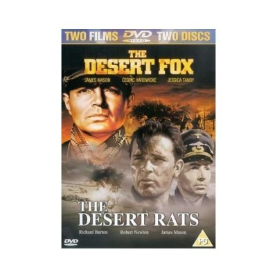 The Desert Fox / The Desert Rats (1953)