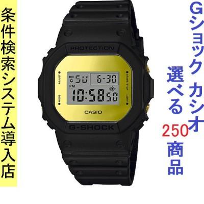 腕時計 メンズ カシオ(CASIO) Gショック(G-SHOCK) 5600型 デジタル スピードモデル クォーツ 四角形 ブラック/ゴールド色 111QDW5600BBMB1 / 当店再検品済