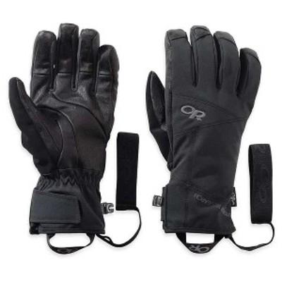 アウトドアリサーチ メンズ 手袋 アクセサリー Outdoor Research Illuminator Sensor Glove Black