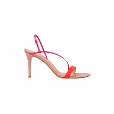 GIANVITO ROSSI/ジャンヴィトロッシ Multicolor Manhattan sandals レディース 春夏2020 G3019285RICVERCFUD ju