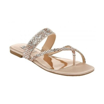 Badgley Mischka バッジリーミシュカ レディース 女性用 シューズ 靴 サンダル Zelah - Latte