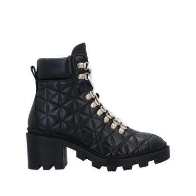 STOKTON ショートブーツ  レディースファッション  レディースシューズ  ブーツ  その他ブーツ ブラック