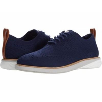 Cole Haan コールハーン メンズ 男性用 シューズ 靴 オックスフォード 紳士靴 通勤靴 Grand Evolution Stitchlite Oxford【送料無料】