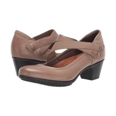 Cobb Hill コッブヒル レディース 女性用 シューズ 靴 ヒール Kailyn Asymmetrical Mary Jane - Khaki
