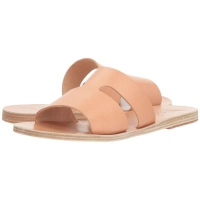 エンシェント グリーク サンダルズ Ancient Greek Sandals レディース サンダル・ミュール シューズ・靴 Apteros Natural Vachetta