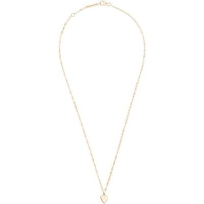 ラナ LANA JEWELRY レディース ネックレス ハート ジュエリー・アクセサリー Mini Heart Pendant Necklace Yg