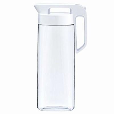 アスベル 冷水筒 ホワイト 2100ml ドリンク・ビオ2100K