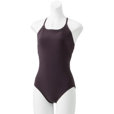 スピード 水泳 リファインオープンクロスバックスーツ 20SS セピア 水着(sfw01921-sp)