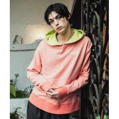 glamb / Bicolor vintage hoodie / バイカラーヴィンテージフーディ MEN トップス > パーカー