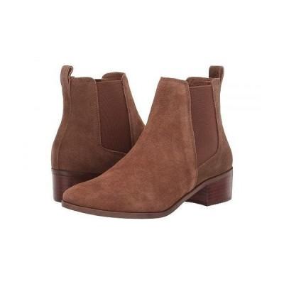 Steve Madden スティーブマデン レディース 女性用 シューズ 靴 ブーツ チェルシーブーツ アンクル Dover Bootie - Cognac Suede