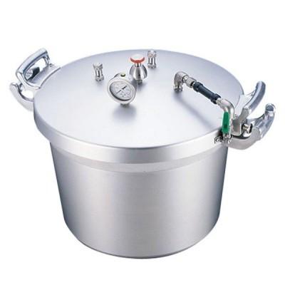 SA アルミ業務用圧力鍋(第2安全装置付) 40L<40L>