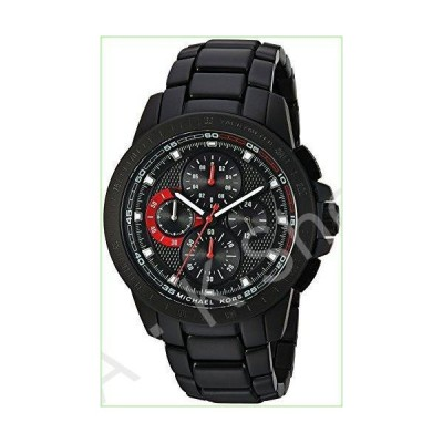 Michael Kors Men's Ryker Black Watch MK8529--並行輸入品--