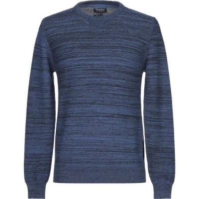 ウールリッチ WOOLRICH メンズ ニット・セーター トップス sweater Blue