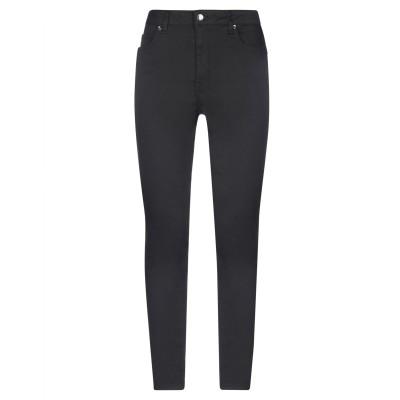 リュー ジョー LIU •JO パンツ ブラック 24 コットン 67% / ポリエステル 29% / ポリウレタン 4% パンツ