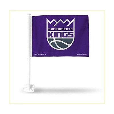 NBA Rico Industries Car Flag including Pole, Sacramento Kings【並行輸入品】