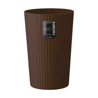 まとめ売りアスベル ルクレールコレクション Mブラウン 6219BR 1個 ×20セット 生活用品 インテリア 雑貨 日用雑貨 ゴミ箱[▲][TP]