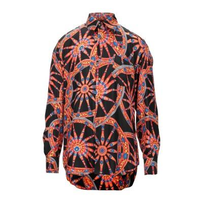 ドルチェ & ガッバーナ DOLCE & GABBANA シャツ ブラック 40 シルク 100% シャツ