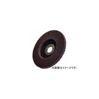 柳瀬/YANASE TOPディスク アルミナ砥材 粒度:#40,#60,#80,#100,#120他 入数:5枚