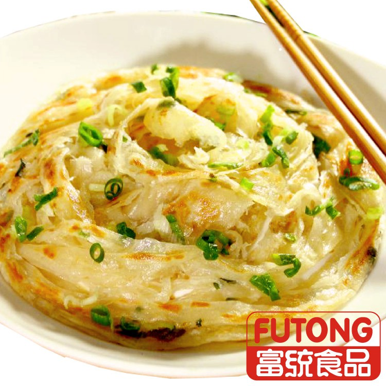 【富統食品】純手工蔥抓餅10片