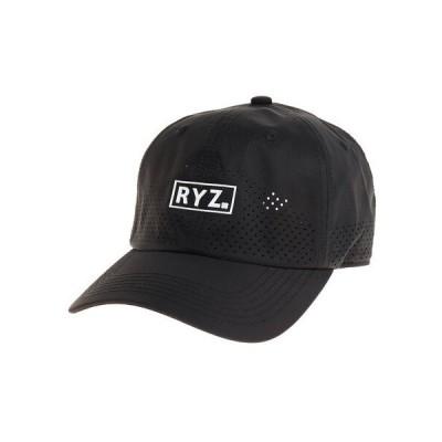 ライズ(RYZ) イレギュラーレーザーカットキャップ 897R1ST8648 BLK (メンズ)